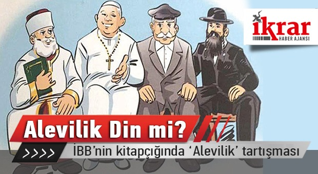 İBB'nin Kitapçığında 'Alevilik' Tartışması