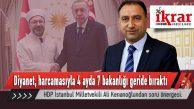 Diyanet, Harcamasıyla 4 Ayda 7 Bakanlığı Geride Bıraktı
