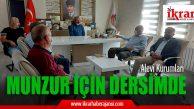 Alevi Kurumlarından Dersim ve Ovacık Belediyelerine Ziyaret