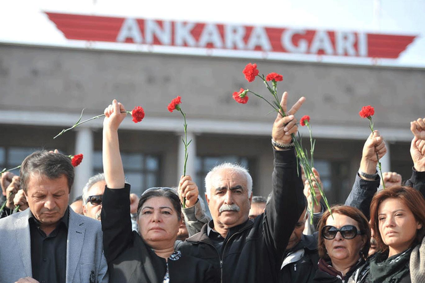10 Ekim Gar Katliamı davasında düğümler çözülemiyor