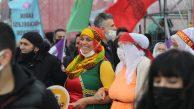 Yenikapı'da Newroz Ruhu