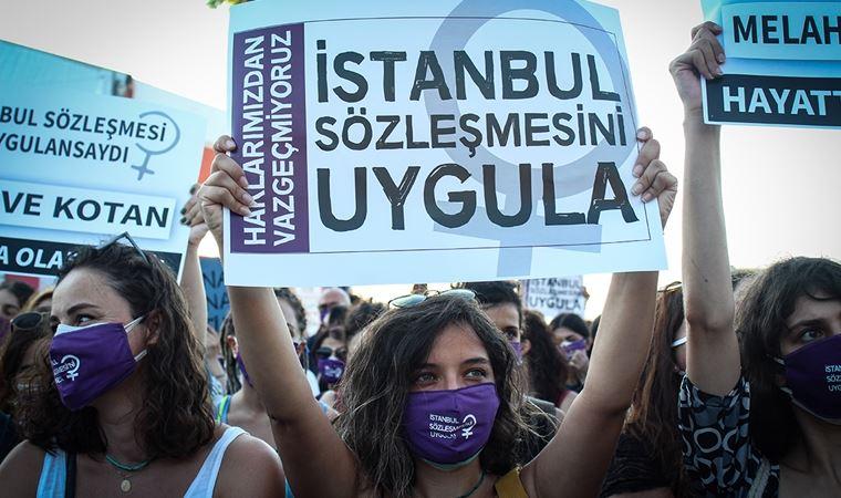 Binlerce Kadın Kadıköy'de buluştu…