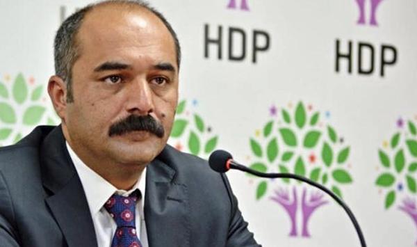 HDP'li Öztürk hakkında soruşturma başlatıldı…