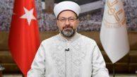 Diyanet İşleri Başkanı Ali Erbaş Koronavirüs'e yakalandı