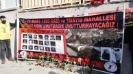 Gazi-Ümraniye Katliamı Ataşehir'de lanetlendi…