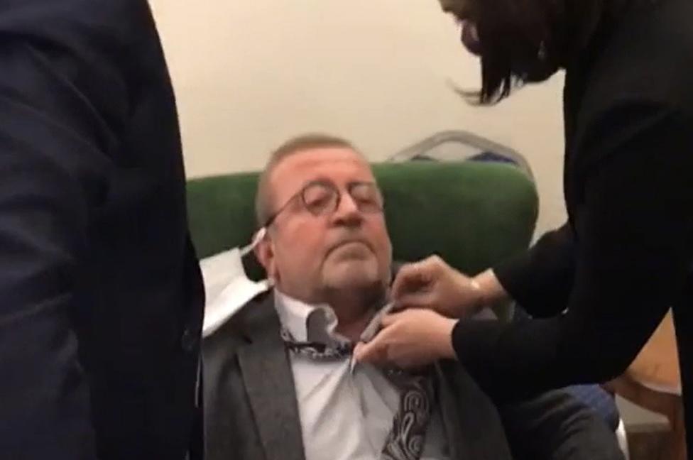 Kemal Bülbül Meclis'te fenalaştı…