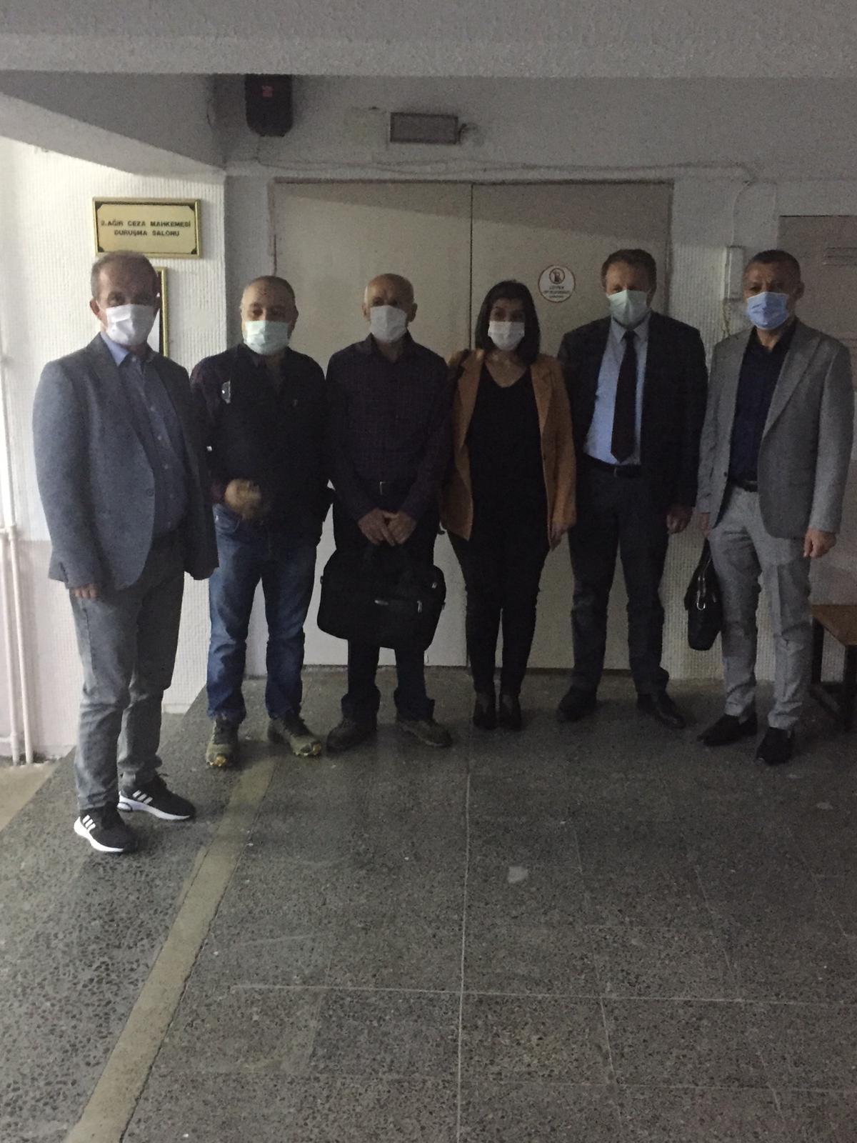 PSAKD Malatya Şube Başkanı Latife Ulutaş beraat etti