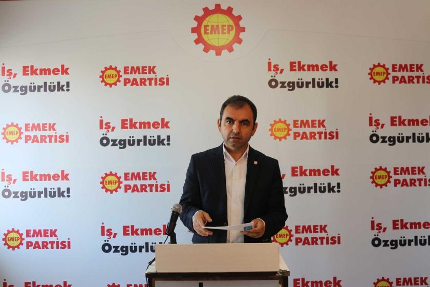 """EMEP Genel Başkanı Ercüment Akdeniz İKRAR için yazdı; """"1 Mayıs coşkusuyla mücadeleye"""""""