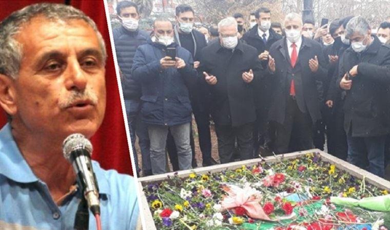 """Murteza Demir CHP'den istifa etti… """"Yazıcıoğlu'nun mezarını ziyaret etmek Aleviler'i yok saymaktır"""""""