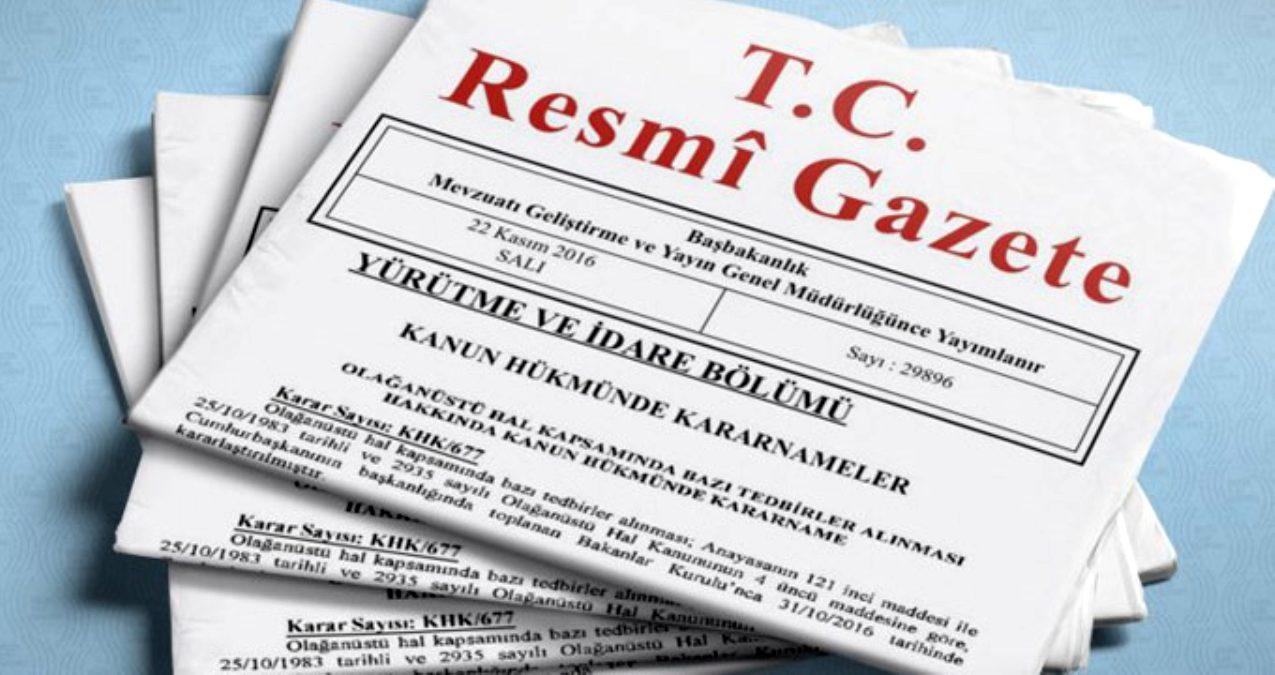 İstanbul Sözleşmesi'nin fesih tarihi Resmi Gazete'de açıklandı