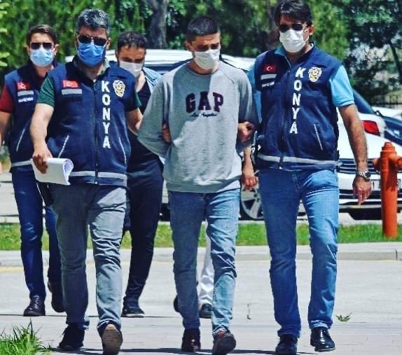 Konya'da Kadına Taciz Ölümle Sonuçlandı
