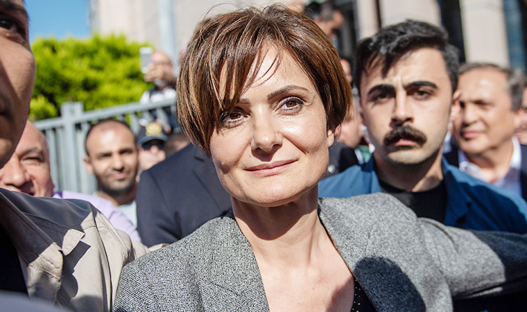 CHP'li Canan Kaftancıoğlu'na duruşmaya zorla getirme kararı