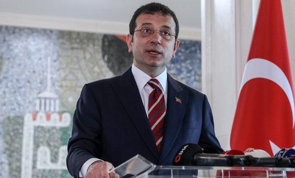 Ekrem İmamoğlu: Seçilmiş Belediye Başkanını ziyaret ettim