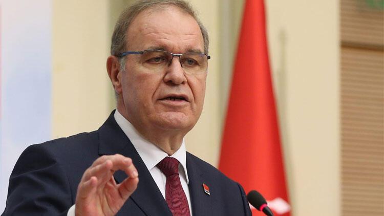 """CHP Sözcüsü Faik Öztrak: """"İçişleri Bakanı kumpasta rol aldığını itiraf etmiştir"""""""