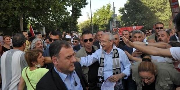"""CHP Lideri Kılıçdaroğlu'ndan Gezi Mesajı: """"Kazandınız Gençler!"""""""