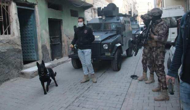 """Malatya'da """"Torbacı Avı"""" Operasyonunda 9 Tutuklama"""