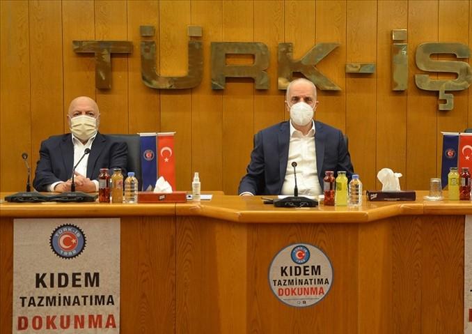 TÜRK-İŞ ve HAK-İŞ kamu işçileri için zam oranını açıkladı