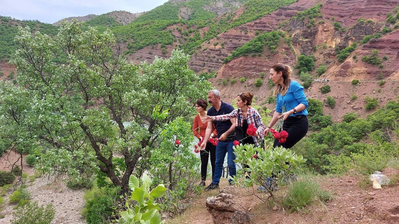 Başkan Maçoğlu, 38 Kayalıklarında katledilen canları andı