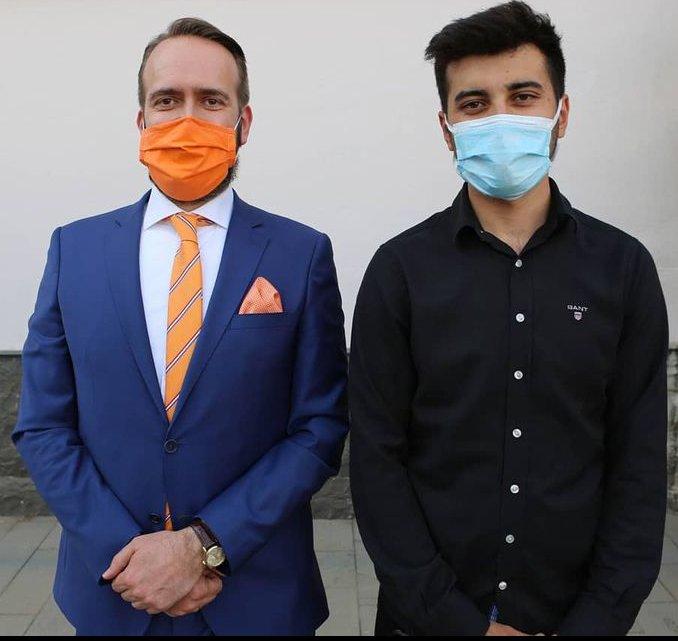 Hollanda Büyükelçiliği Dersimli Mahir için harekete geçti