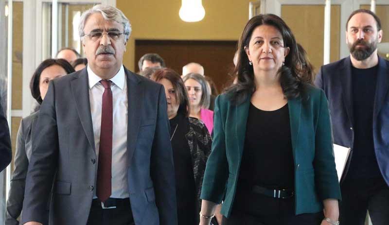 Yargıtay'dan yine HDP'ye Kapanma Davası