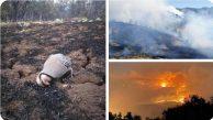 Bingöl'de ki yangınların nedeni Madencilik mi?