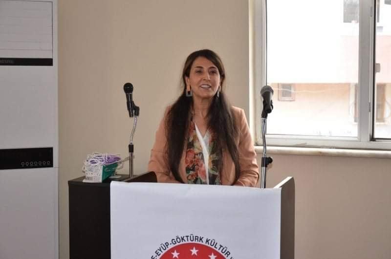 Göktürk Dersimliler Derneği Başkanlığı'na Hülya Gür Güntaş seçildi