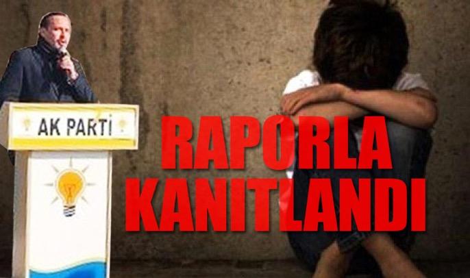 5 yaşındaki öz oğluna cinsel istismarda bulunan AKP'li isim tutuklandı