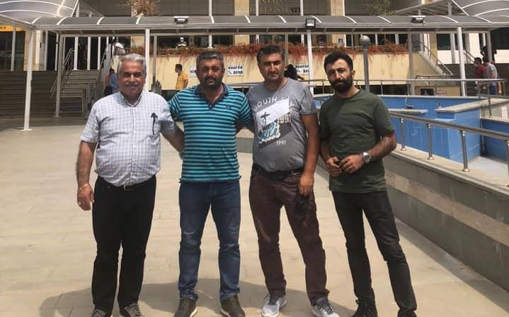 PSAKD Altınova Yöneticisi Metin Eviş serbest kaldı…