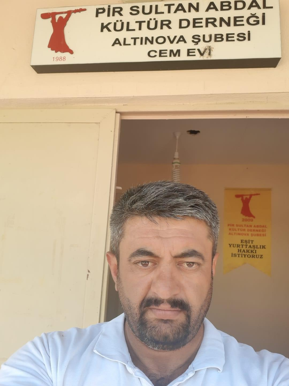 PSAKD Altınova Yöneticisi Metin Eviş gözaltına alındı