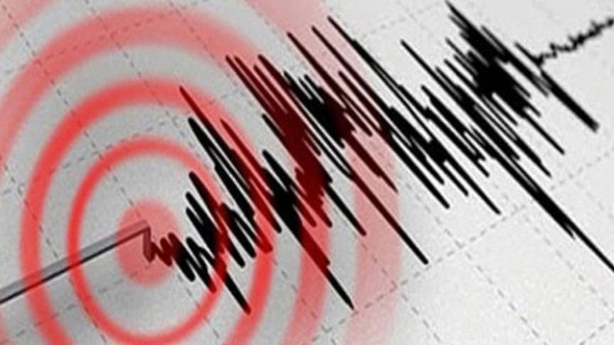 Datça'da 5.3 büyüklüğünde deprem