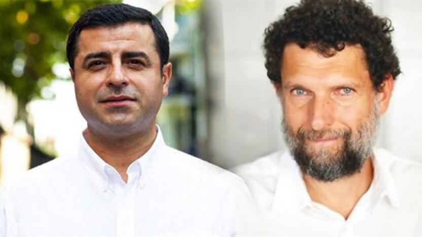 Avrupa Konseyinden Kavala ve Demirtaş hakkında AİHM kararına uymayan Türkiye'ye ihlal prosedürü