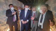 Ekrem İmamoğlu Malatya'da 800 Yıllık Cemevi'nde
