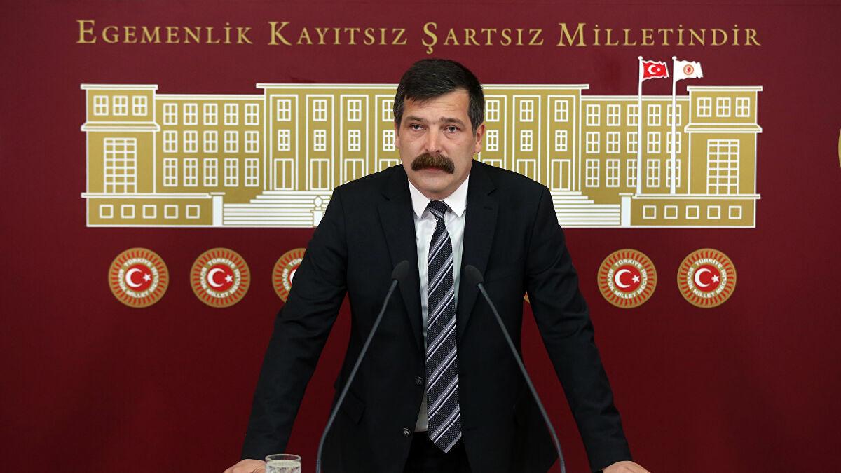 """TİP Genel Başkanı Erkan Baş: """"Ahmet Şık, öldüremediğiniz Metin Göktepe'dir"""""""