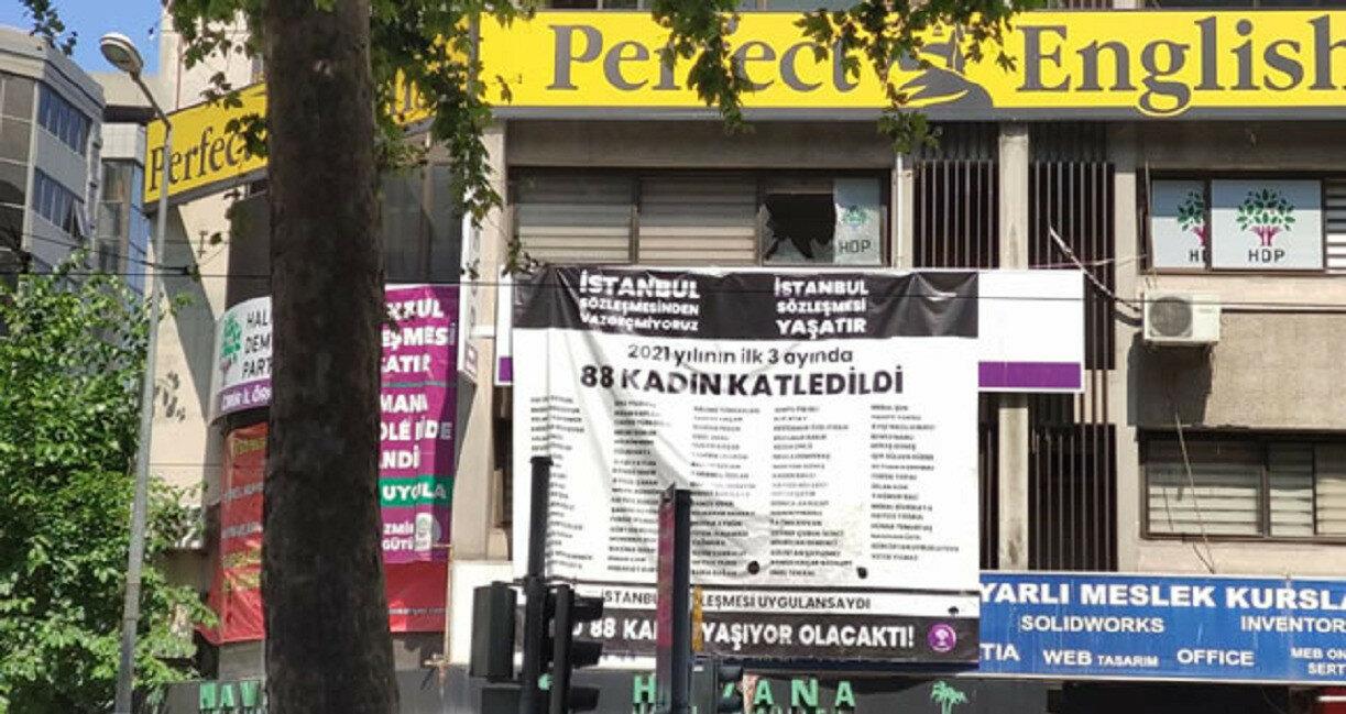SOL Parti'den HDP'ye yapılan saldırı için kınama
