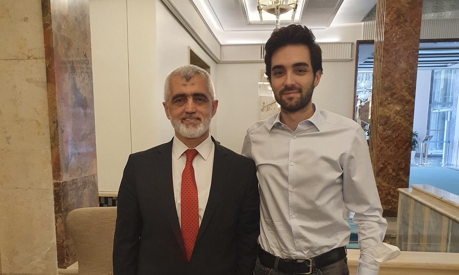 Ömer Faruk Gergerlioğlu'na Milletvekilliği iade edildi