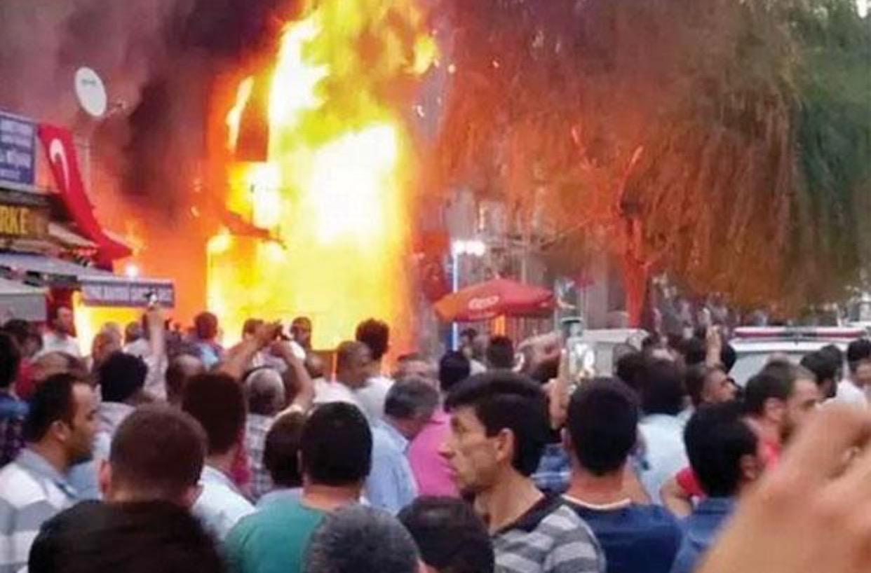 Kırşehir'de HDP ve Kürt yurttaşlara faşist saldırıda karar çıktı
