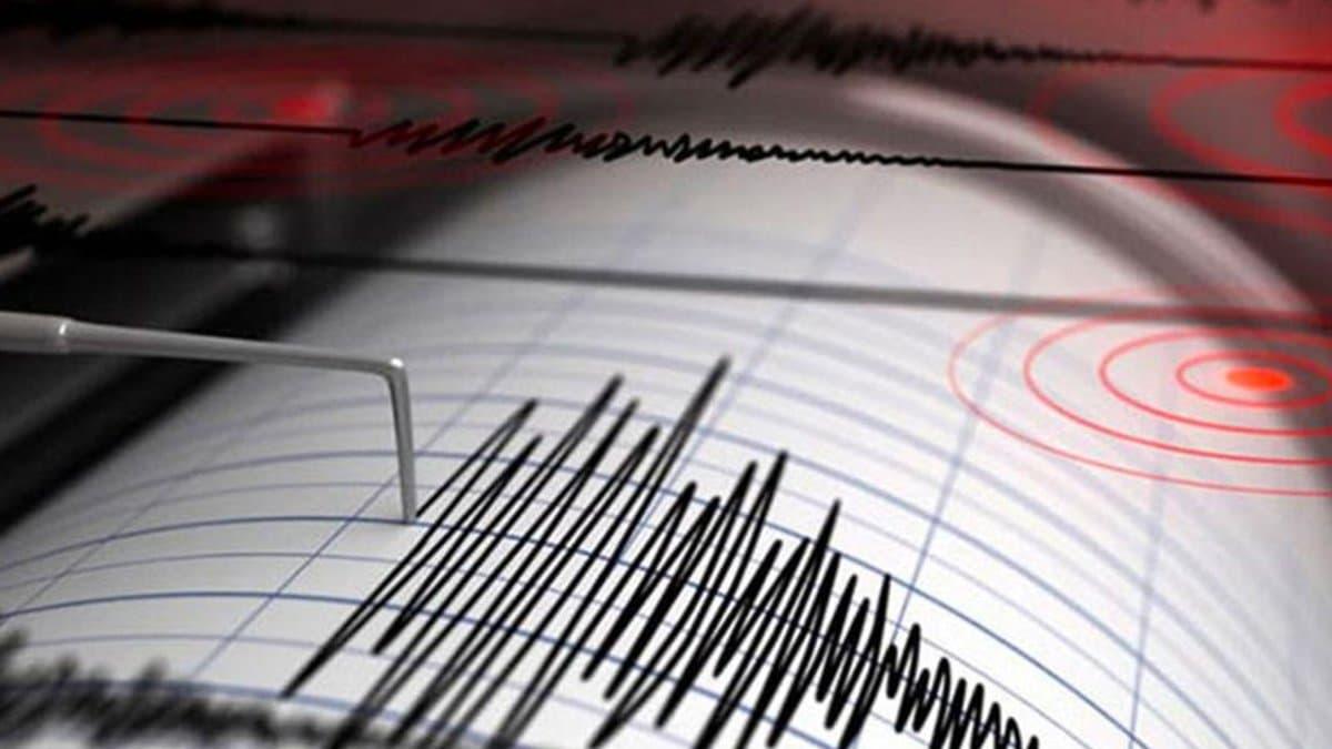 Diyarbakır'da Ergani merkezli 4 büyüklüğünde deprem