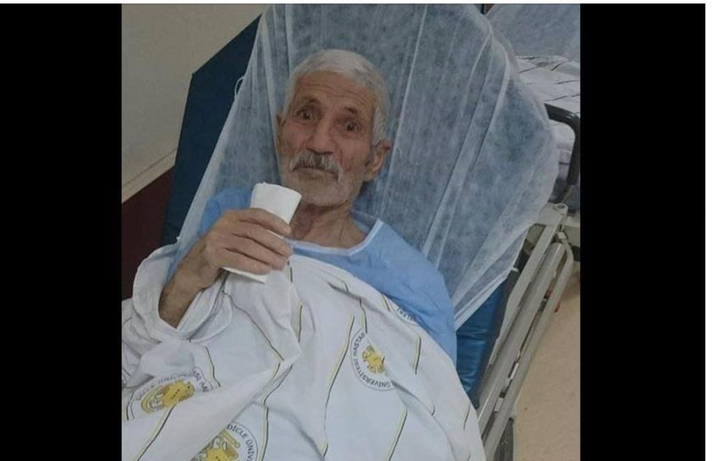 Adli Tıp Kurumu 83 yaşındaki hasta tutuklu için koşullar uygun dedi