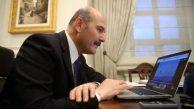 """Süleyman Soylu: """"Atatürk Afgan ve Pakistanlıların parasıyla İş Bankası'nı kurdu"""""""