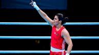 Busenaz Sürmeneli Olimpiyatlarda adını Çeyrek Finale Yazdırdı