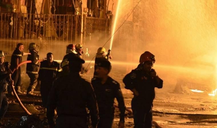 Hastanede yangın çıktı; 36 kişi hayatını kaybetti