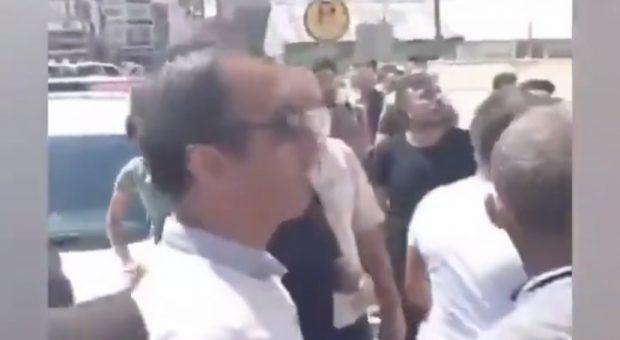 Polis dur ihtarına uymayan genci vurdu; Halk Emniyet binasını bastı