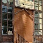 Valilik, Sultan Süleyman'ın doğduğu evin kapısına otomatik panjur taktırdı