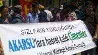 Sivas Kangal Kürkçü Köyüne Saldırı