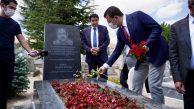 İBB Başkanı Ekrem İmamoğlu Ahi Evran'ın dergahını ziyaret etti