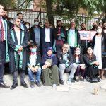 Şenyaşar Ailesi'nin Adalet Nöbeti büyüyor; 200 Avukat Adalet Nöbeti'nde