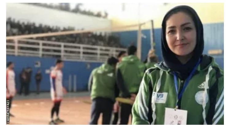 'Taliban, kadın milli voleybolcuyu öldürdü'