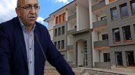 HDP'li Alican Önlü, yıllardır bitirilemeyen Ovacık TOKİ konutlarını sordu