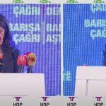 HDP Demokrasi Tutum Belgesi'ni açıkladı… İşte ittifak şartları