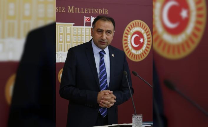 HDP'li Ali Kenanoğlu, Mersin'de ki nefret söylemlerini TBMM gündemine getirdi